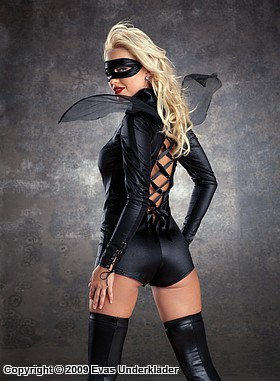 Bat girl, kostym, 3